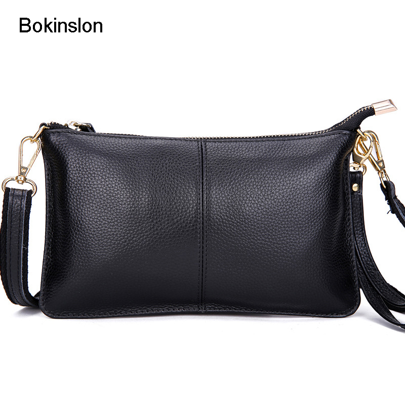 Bokinslon Bags Women Handbags PU Leather Temperament Female Small Square Bags Fashion Casual Crossbody Bag Woman swdf 2017 new crossbody bag woman pu leather retro women shoulder bags casual fashion female small square bags mobile phone bag
