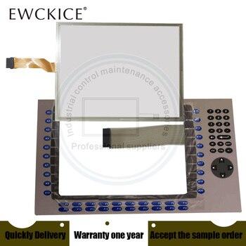 NEW PanelView Plus 1250 2711P-K12C4D1 2711P-K12C4D2 2711P-K12C15D6 2711P-K12C4D8 HMI PLC Touch screen AND Membrane keypad 2711p b6c5a 2711p b6 2711p k6 series membrane switch for allen bradley panelview plus 600 all series keypad fast shipping
