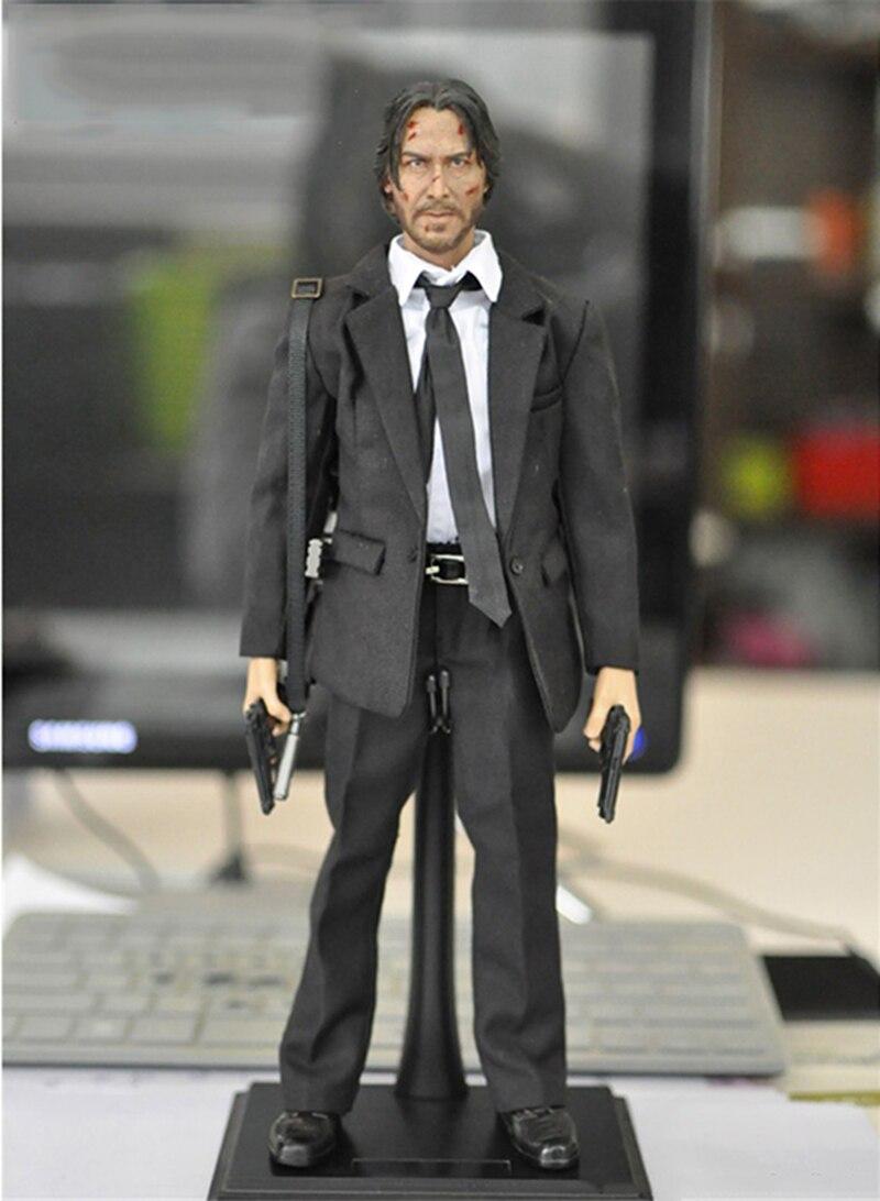 Здесь продается  1/6  Whole Box John Wick 12inch Collectible Action Figures  Keanu Reeves   Игрушки и Хобби