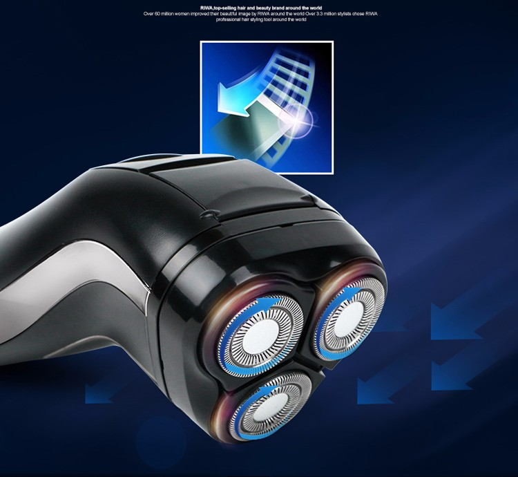 High Quality rechargeable electric shaver