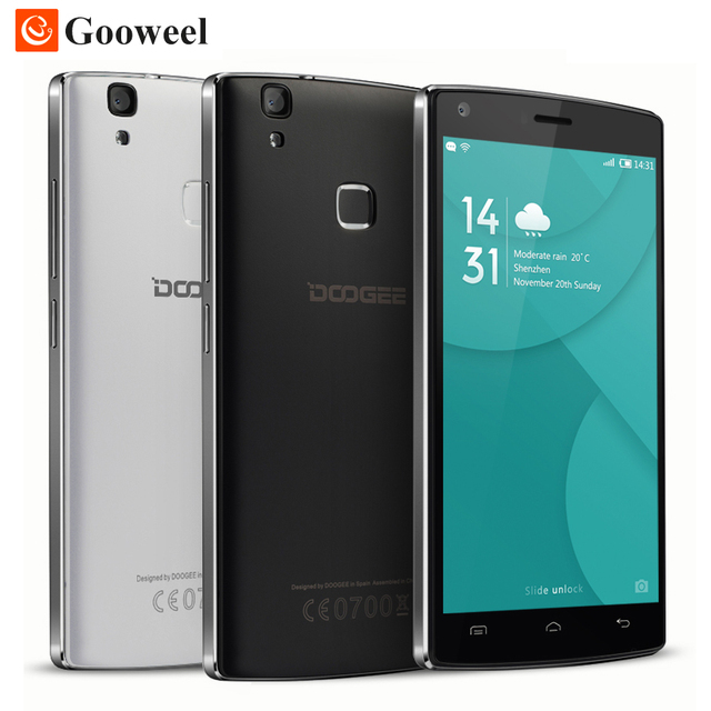 Original Doogee X5 MAX 3G / X5 MAX PRO 4G 5.0inch HD Smartphone Quad Core Cell Phone 4000mAh Mobile Phone Fingerprint ID 8MP+8MP