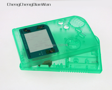ChengChengDianWan Luminous Light Full Set Housing Shell Case Cover For Gameboy GB Game Console for GBO DMG With Buttons