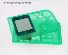 ChengChengDianWan светящисветильник свет полный комплект корпус Оболочка Чехол для приставки Gameboy GB игровая консоль для GBO DMG с кнопками