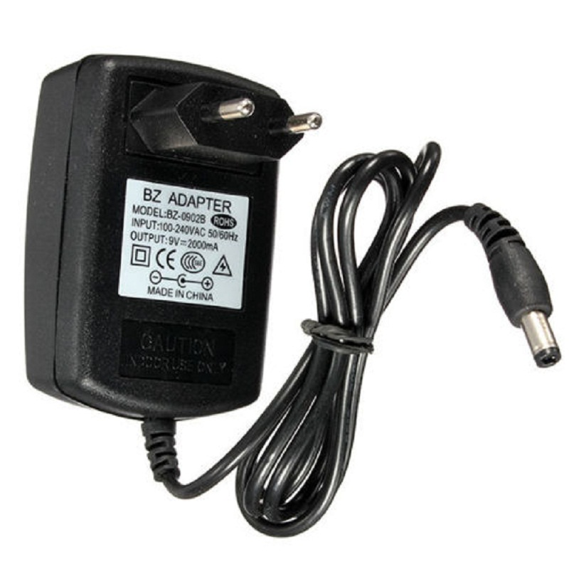1Pcs High Efficient AC 100-240V to DC 12V 2A Adapter Switching Power Supply Charger For LED Strips Light EU Plug For 5050 3528