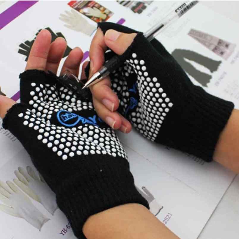 Для мужчин Для женщин Мотоциклетные Перчатки Для Йоги Спортивные антискользящие перчатки Вес тренажерный зал тренировочные спортивные перчатки 0809