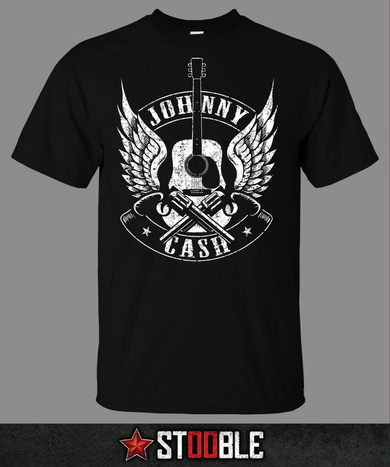 Johnny Cash Black T Shirt Direct from StockistMens T Shirt Summer O Neck 100 Cotton cheap wholesalemens tee shirts in T Shirts from Men 39 s Clothing