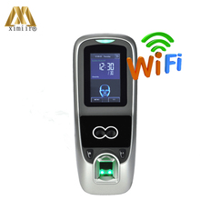 Smart Facial Recognition Access Control Multibio700 With WIFI Biometric