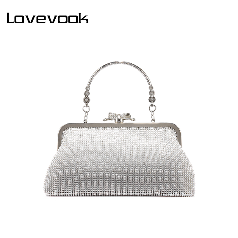 LOVEVOOK Women Bag Purses Evening-Clutch Female Wallets Crossbody-Bag Shoulder Small