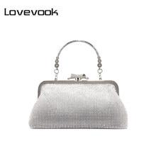 061bddd9eb2a0 LOVEVOOK torba kobieca kobiet wieczór sprzęgła panie torba na ramię  crossbody dla kopertówka portfele małe torebki