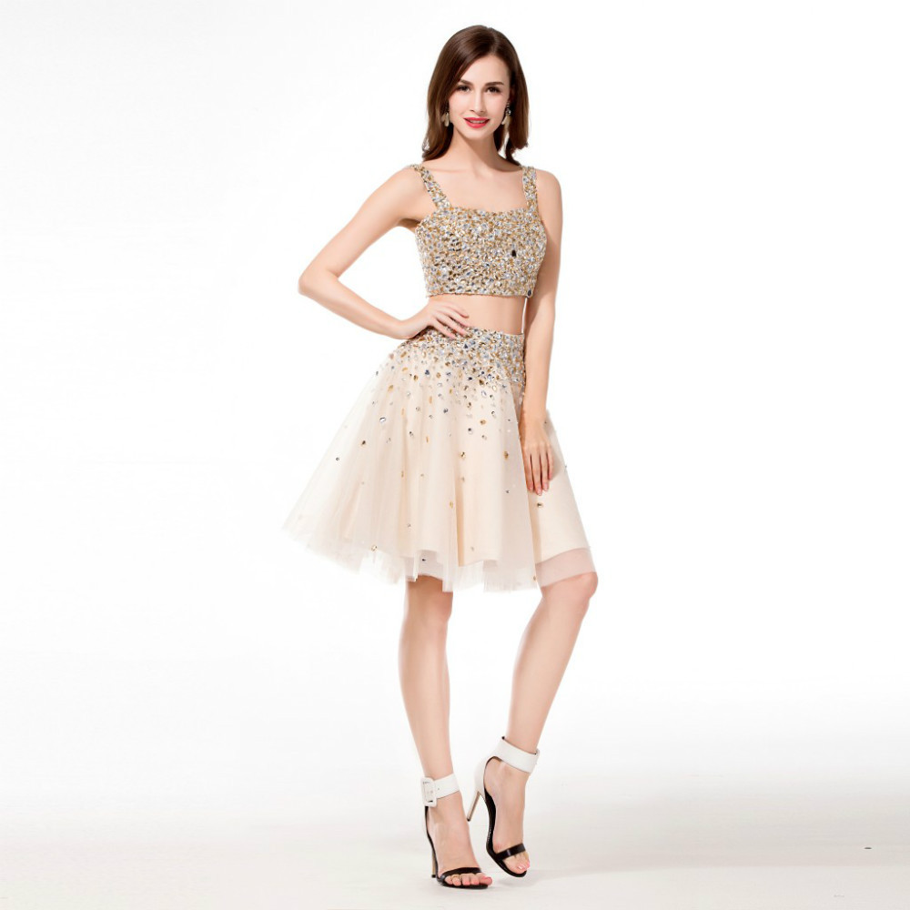 791f407c69b Cute 2 Piece Homecoming Dresses - Gomes Weine AG