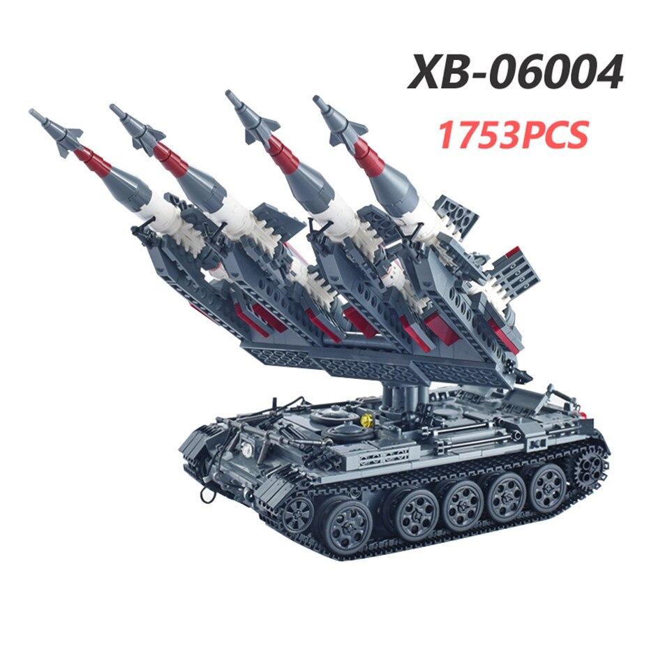 Xingbao 06001 06004 06005 06006 06007 armas