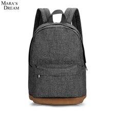 Mara del Sueño 2017 de los Nuevos hombres Diseñados Mochilas Mochila Bolsa Mochila Bolsas Hombres Mochila Escolar mochila bolsa de Ordenador Portátil