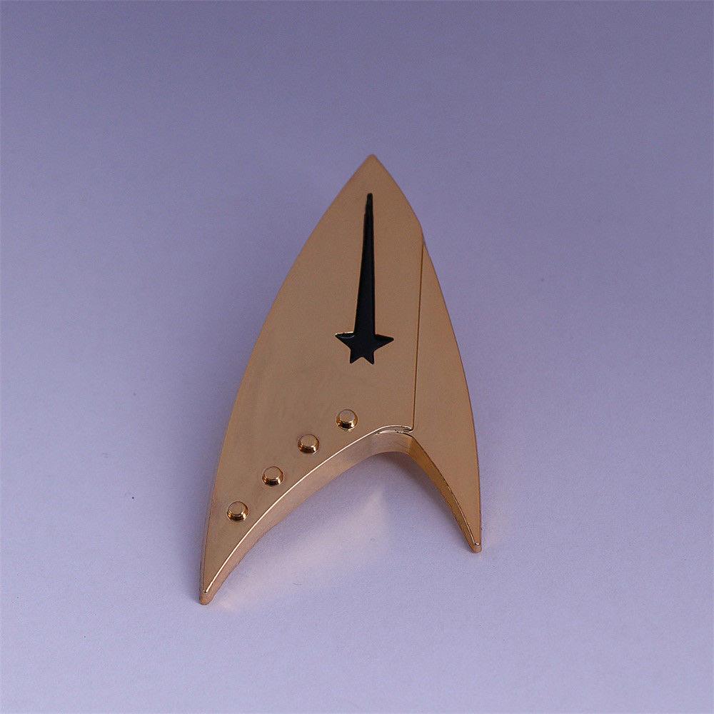 2017 Κοστούμια Discovery Star Trek με σήμα - Καρναβάλι κοστούμια - Φωτογραφία 2
