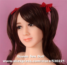 WMDOLL  Top quality oral sex doll head for silicone adult doll, lifelike sex toys for men, sex products