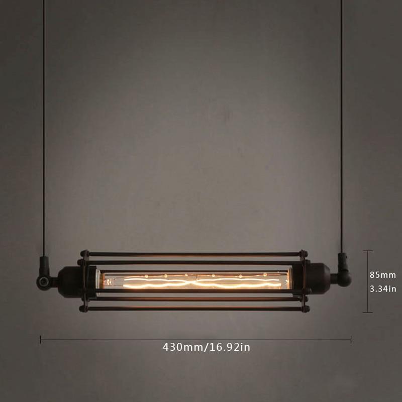 Lâmpadas de Parede edison lâmpada Cor do Corpo : Preto