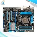 Para asus p8z77-v pro original usado motherboard desktop para intel z77 soquete LGA 1155 Para i3 i5 i7 DDR3 32G SATA3 USB3.0 ATX