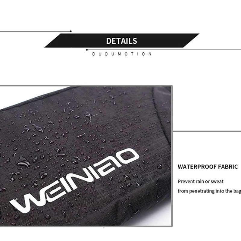 Водонепроницаемый карман для бега спортивные поясные сумки Чехлы поясная сумка для велоспорта большая емкость поясная сумка для мобильного телефона спортивные аксессуары