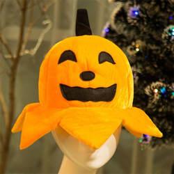 Хэллоуин шляпа тыква шляпа фонарь фото реквизит косплей плюшевая игрушка шляпа Рождество Хэллоуин День рождения платье плюшевый материал