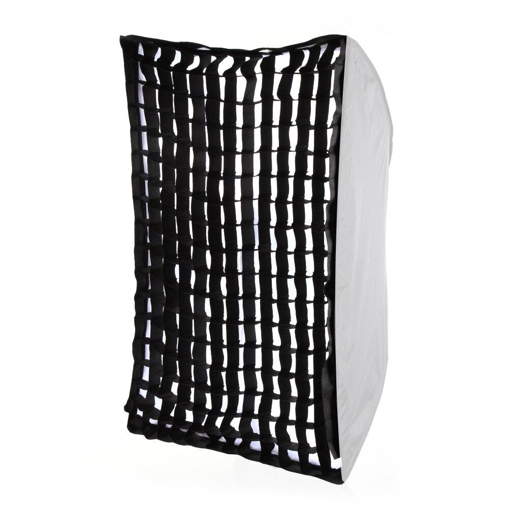 """Rejilla de panal para estudio/luz estroboscópica Flash paraguas 60x90 cm/24 """"x 35"""" Softbox"""