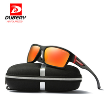 DUBERY Polarized Sunglasses Men Women Driving Sport Sun Glasses High Quality