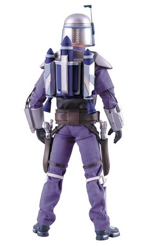 Collectible 1 6 Scale MEDICOM 901088 Star Wars Jango Fett Action Figure Doll Toys Gift in Action Toy Figures from Toys Hobbies