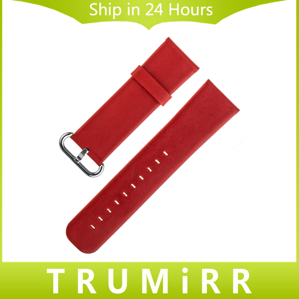 22mm Genuine Leather Watch Band for Samsung Galaxy Gear 2 R380 Neo R381 Live R382 Moto 360 2 46mm 2015 Watchband Strap Bracelet 22mm stainless steel watch band bracelet strap for samsung galaxy gear 2 r380 neo r381 live r382 moto 360 2 gen 46mm pebble time page 3