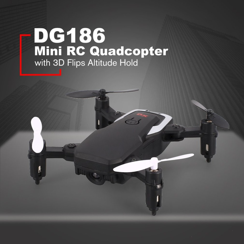 OCDAY X12 4CH RC Foldable Drone Quadcopter long time 150m with0.3MP/720p wide angle