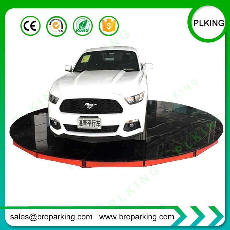Heavy Duty Car Turning Parking Table