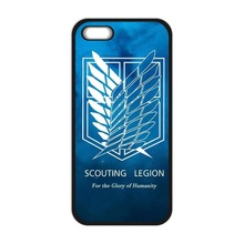 Attack on Titan Case for Huawei & Xiaomi (4 Designs)