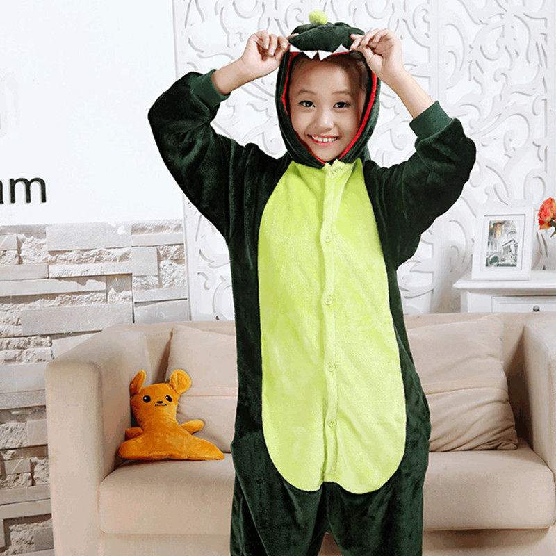01fef1d6ab Autumn Winter Flannel Bathrobe Kids Children Nightwear Long Sleeve Thicken  Boys Toweling Robe Hooded Roupao Veludo