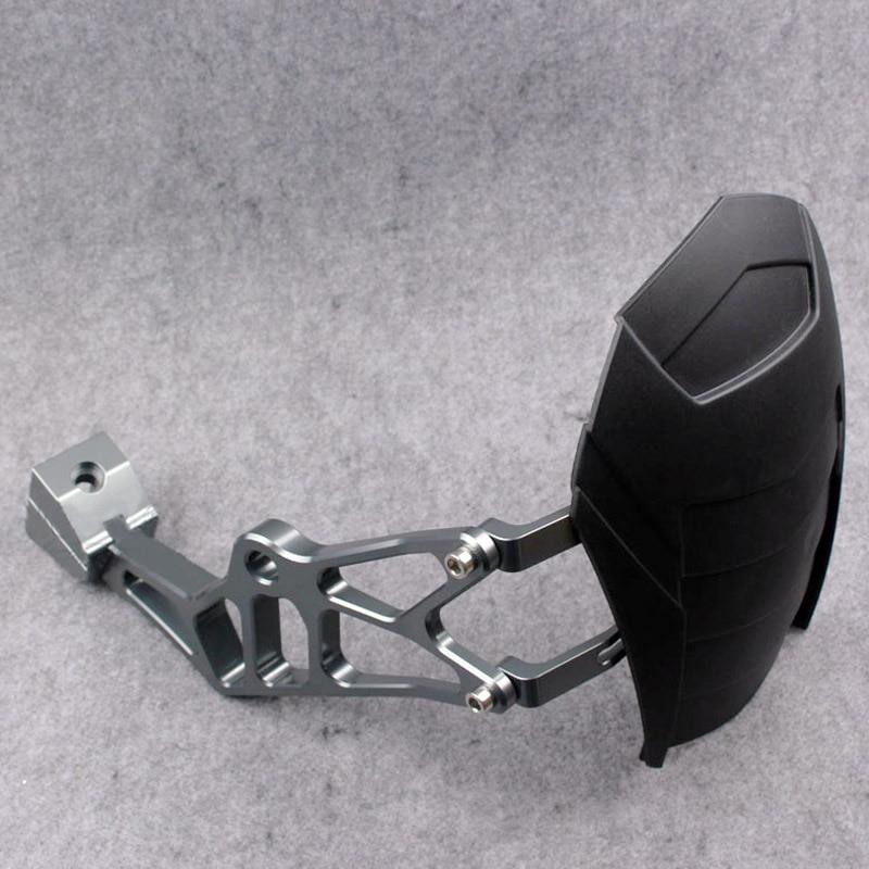 CNC Mudguard Fender Motorcycle License Frame Rear Fender For Kawasaki Z800 ZR80