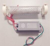 عالية الجودة 5 جرام مولد الأوزون 5 جرام/ساعة 220-240 فولت ل diy مصنع لتنقية المياه