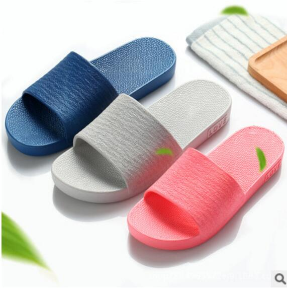 Free shipping Slippers 2018 Summer Children s shoes Baby girls sandals Girl  slippers rubber shoes baby cartoon Boy Home shoes 33 42edb417c
