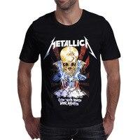 Men Black Loose White Skulls Soul Ghost Music Team 3D Digital Print Loose M to XXXL O neck Short Sleeve T Shirt