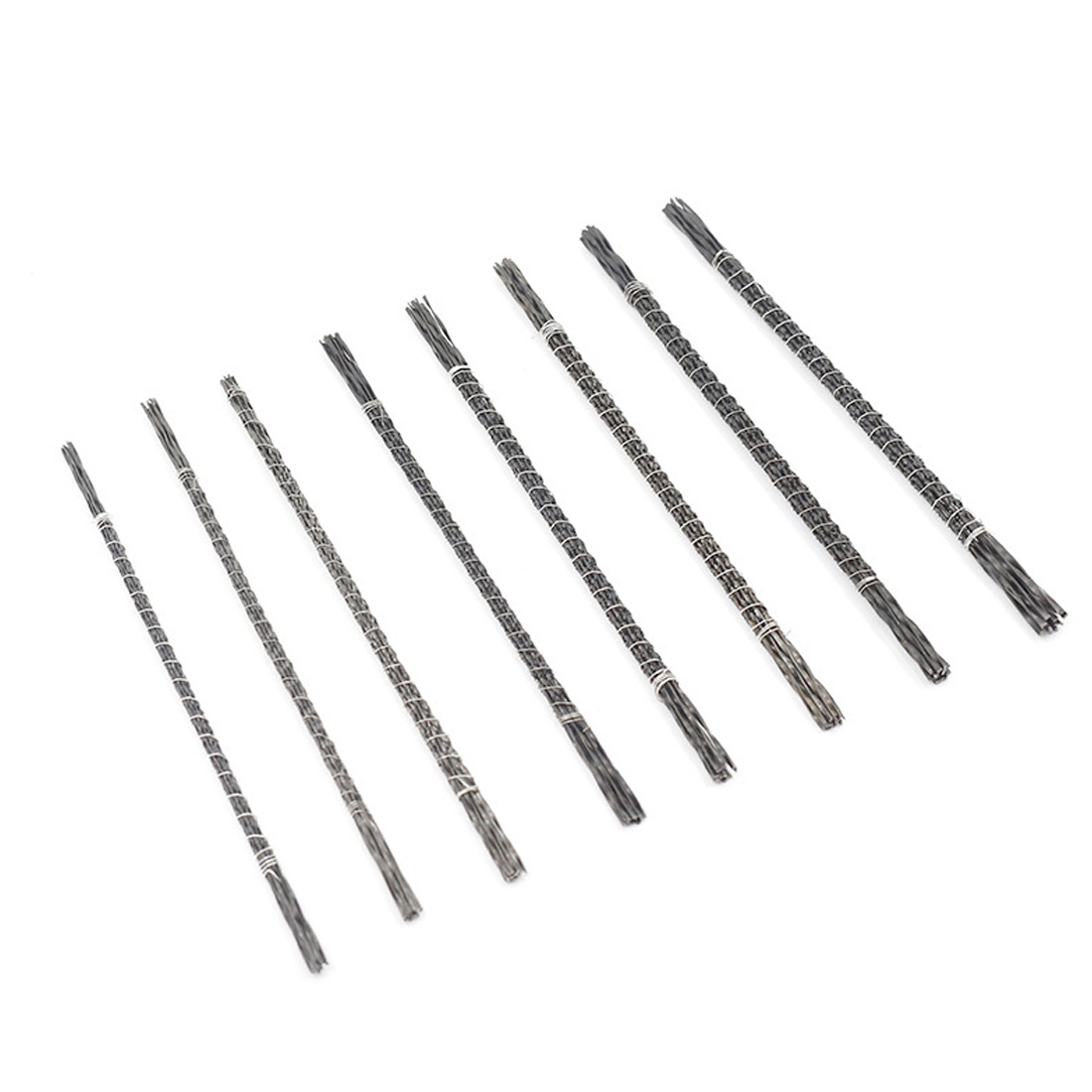 12pcs/set Spiral 130mm for Adjustable Frame U-shape  Hacksaw DIY Hand Tools For Jewelry