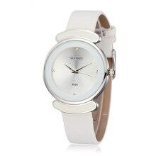 Fashion Brand Skone Ladies Watch Women Casual Watches Fashion Luxury Leather Strap colorful wrist Watches
