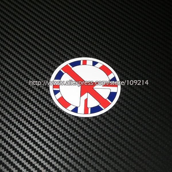 Hot sale Uk Flag helmet motorcycle Sticker Decals Waterproof 20 ...