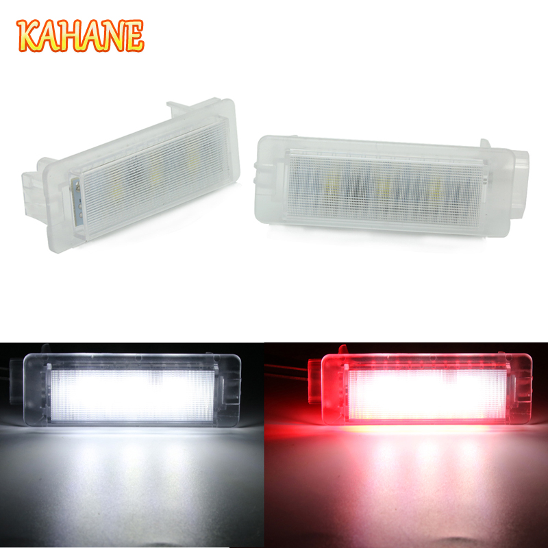 Bmw Z4 Warning Lights: KAHANE 2pcs LED Car Door Light Strobe Warning Light FOR