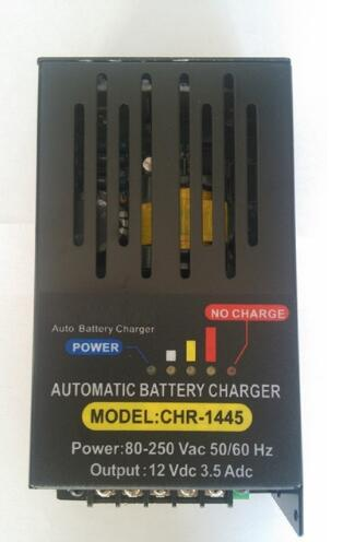 Diesel engine/generator battery charger CHR-1445 12VDC 3.5A