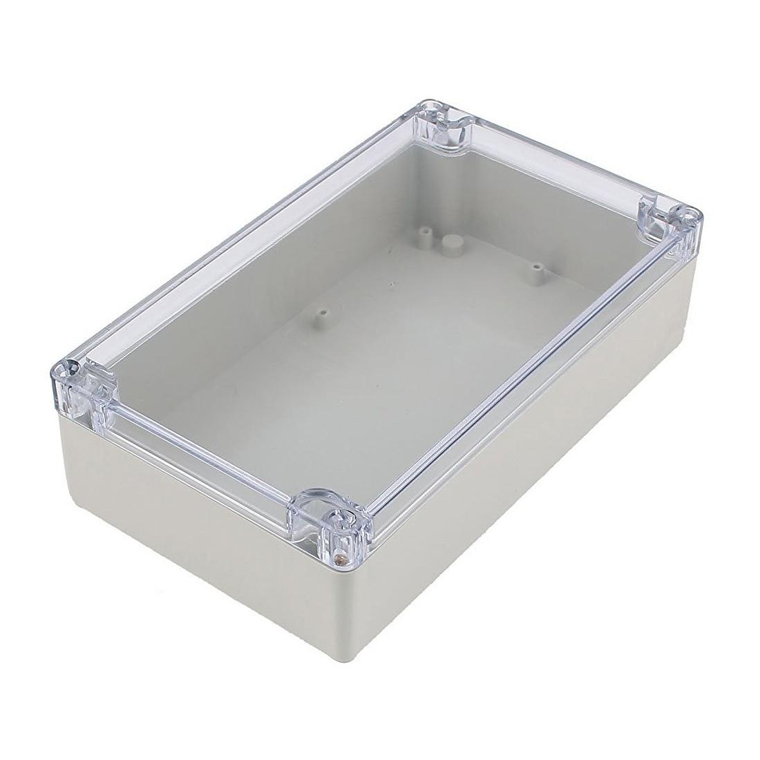 splashproof project enclosure case diy wiring junction box. Black Bedroom Furniture Sets. Home Design Ideas