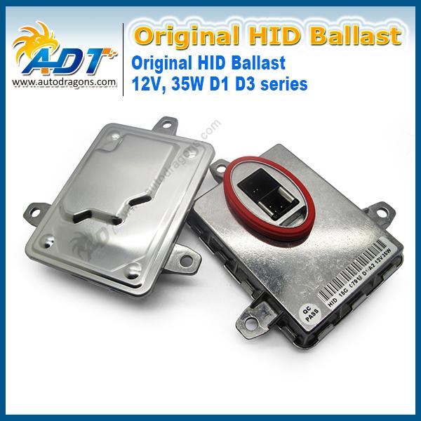 2 unidades de Lastre de Xenón HID Faros de Encendido Control D1 D3 130732931201 Para BMW 335i 11-14