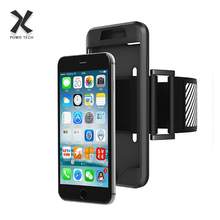 4.7- 5.5″ Anti-Knock Causal Sports Armband for iPhone 7 Plus Outdoor Running Mobile Phone Holder Arm Band Bag Case Zipper Bag