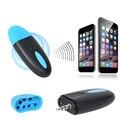 Música adaptador receptor de áudio sem fio bluetooth 4.1 edr a2dp música mp3 transmissor usb in-car handsfree para iphone samsung