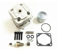 26cc cylinder kit fit 26cc Rovan zenoah engine for 1/5 hpi rovan km baja losi 5ive t rc car parts