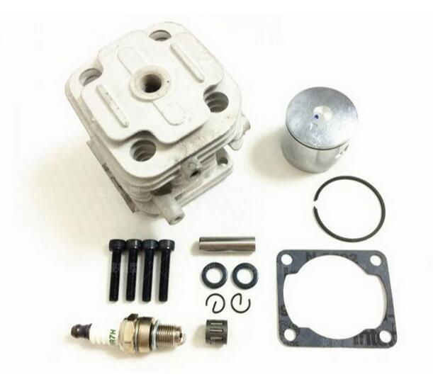 26cc cylinder kit fit 26cc Rovan zenoah engine for 1/5 hpi rovan km baja losi 5ive-t rc car parts