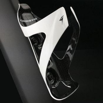 Uchwyt na Bidon rowerowy uchwyt na Bidon MTB Road Carbon butelki na Bidon uchwyt na Bidon rowerowy 25g Bidon rowerowy tanie i dobre opinie CN (pochodzenie) red white glossy available