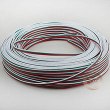 1m 2m 3m 4m 5m 10m 20m 50m 3Pin Extension Cable Connector   22AWG Wire Cord For ws2812 LED Strip/Light/Module etc.