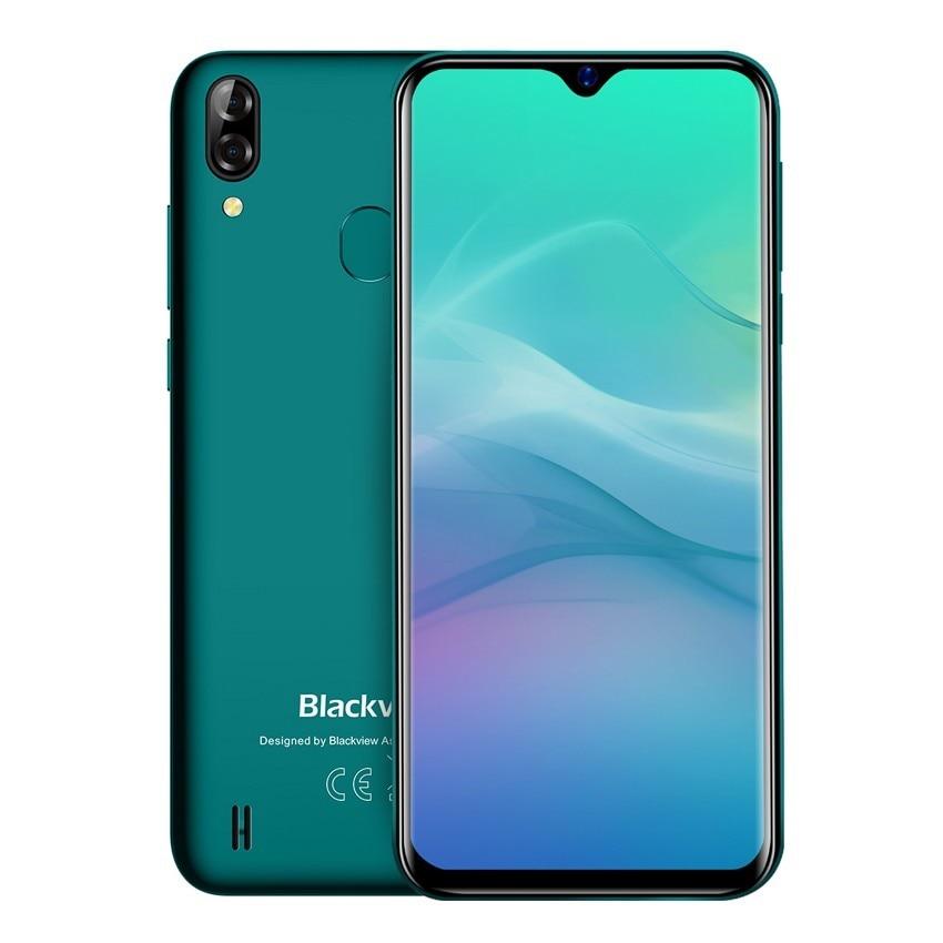 Купить Blackview A60 Pro Android 9,0 pie мобильный телефон MTK6761 четырехъядерный 4080 мАч телефоны 3 ГБ + 16 Гб 4G смартфон Двойная камера мобильный телефон на Алиэкспресс