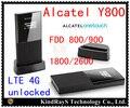 Оригинальной коробке разблокирована Alcatel One Touch Y800 4G wi-fi маршрутизатор 4 г беспроводной маршрутизатор 4 г dongle Mobile Hotspot пк y855 760 s e589 мифи