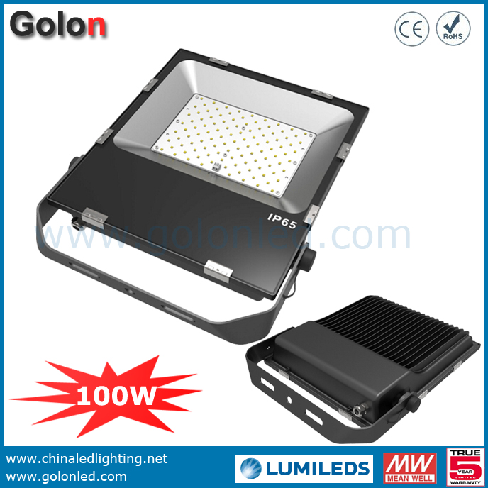 Outdoor 100w Led Floodlight Replace 400w Halogen Lamp Metal Halide Ip65 Waterproof Fedex Free Shipping 100 Watts Led Flood Light